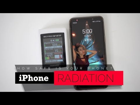 Apple iPhone vs Samsung Galaxy | Which has Higher Radiation Levels? ⚠️