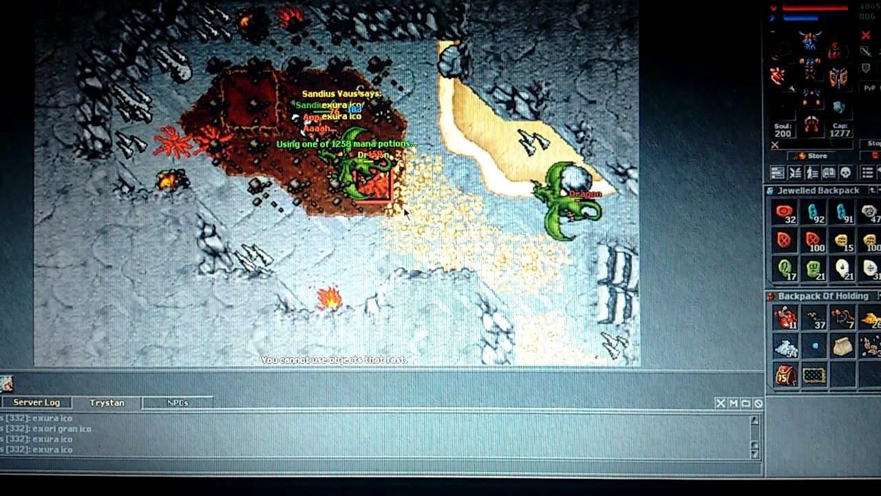 Supreme health potion testando sandius vaus youtube sciox Image collections