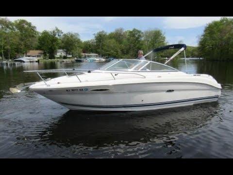 2007 Sea Ray 215 Weekender Boat For Sale at MarineMax Lake Hopatcong