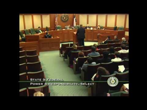 HJR 146 - Texas House of Representatives - SFPR Committee