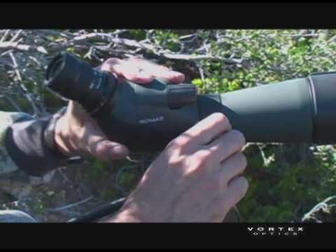 Spotting scopes: angled vs straight
