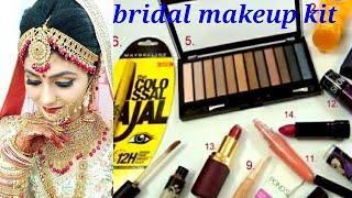 Bridal makeup kit// under 1000 rupees