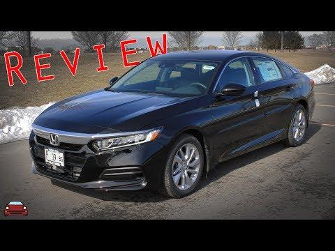 2019 Honda Accord LX Review
