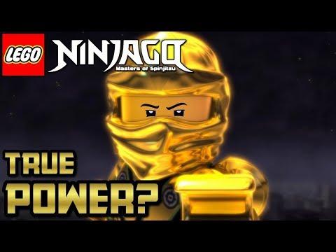 Ninjago: Has Lloyd Unlocked His True Potential? - Golden Power EXPLAINED