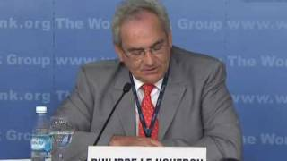 Annual Meetings: Europe and Central Asia Economic Update