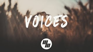 Savi - Voices (Lyrics) Joshua Francois Remix, ft. Bryan Ellis