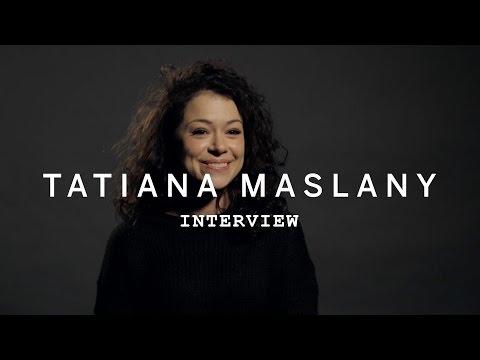 TATIANA MASLANY Interview | Canada