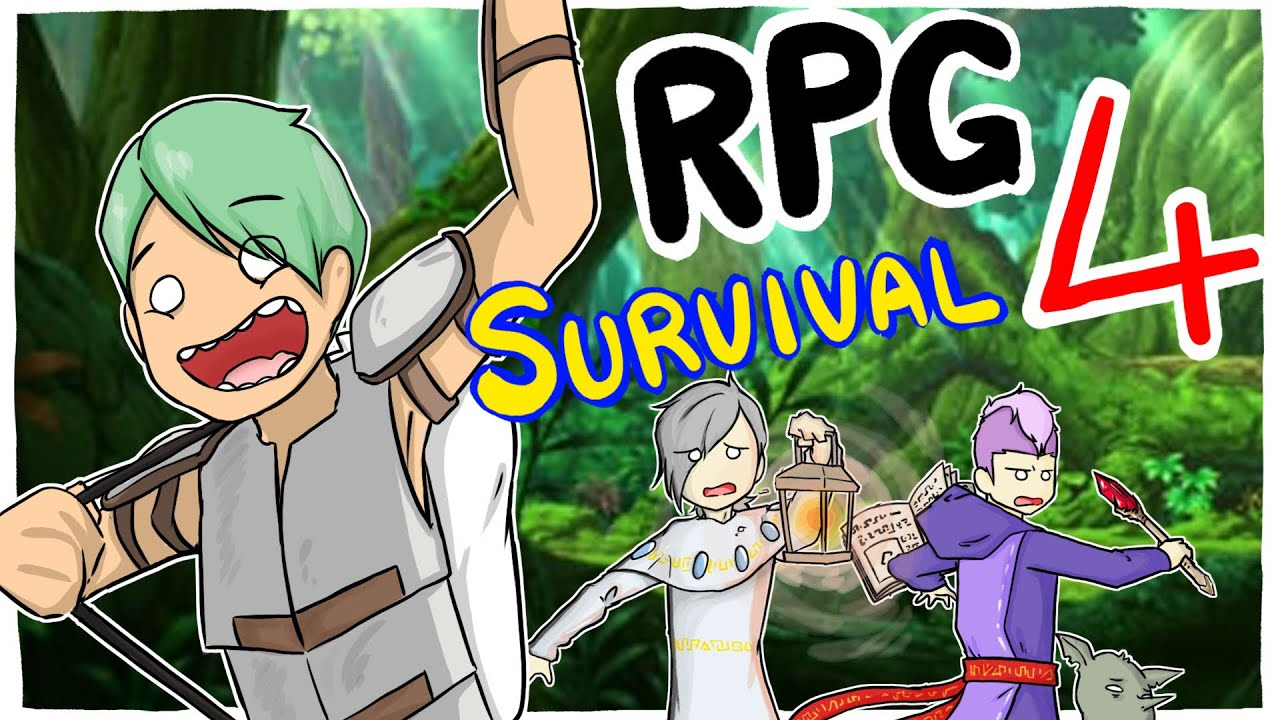 By The Way, Can You Survive An Rpg Game  Part 4 - The