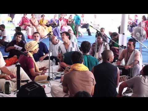 Bhajan - Thakur das - Toronto 24hr Kirtan - 7