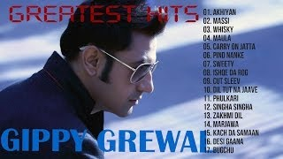 Gippy Grewal Greatest Hits - Jukebox | Super Hit Punjabi Songs - Collection 2017
