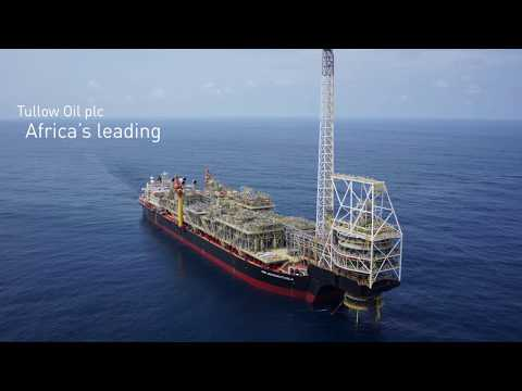 An introduction to Tullow Oil's operations - posted 2018