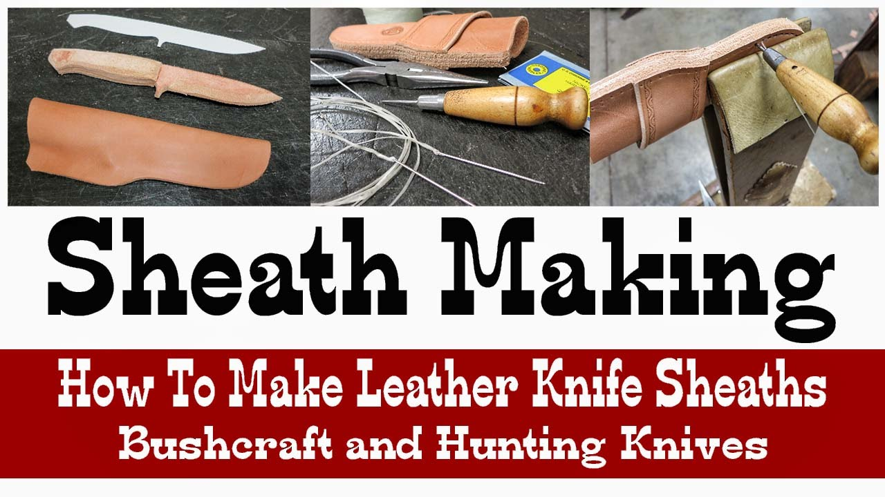 how to make your own pocket knife