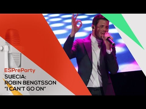 ESPreParty Madrid 2017   Suecia - Robin Bengtsson - I can't go on