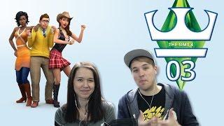 Jirka a Katka Hraje - The Sims 4 S03 E03 - Nový počítač