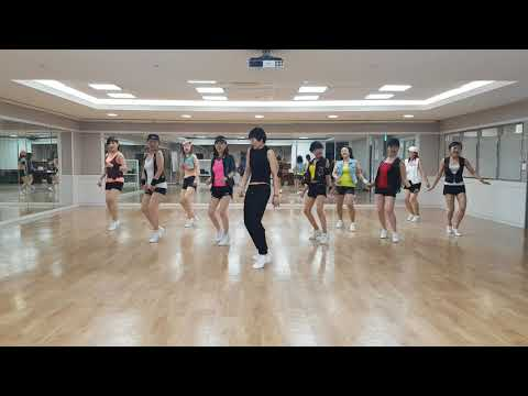 Have A Good Time Line Dance (Absolute Beginner Level)