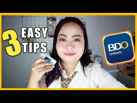 I GOT MY AMEX CREDIT CARD | BDO PHILIPPINES