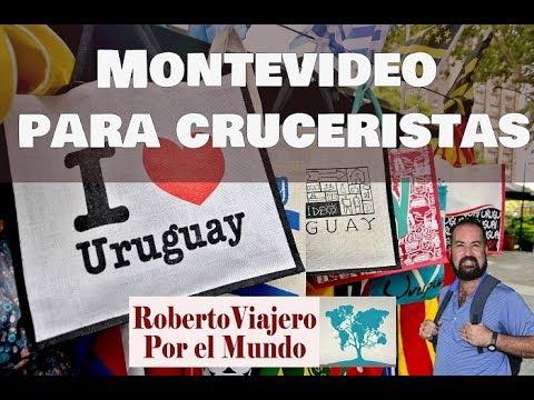 Montevideo, Uruguay para cruceristas