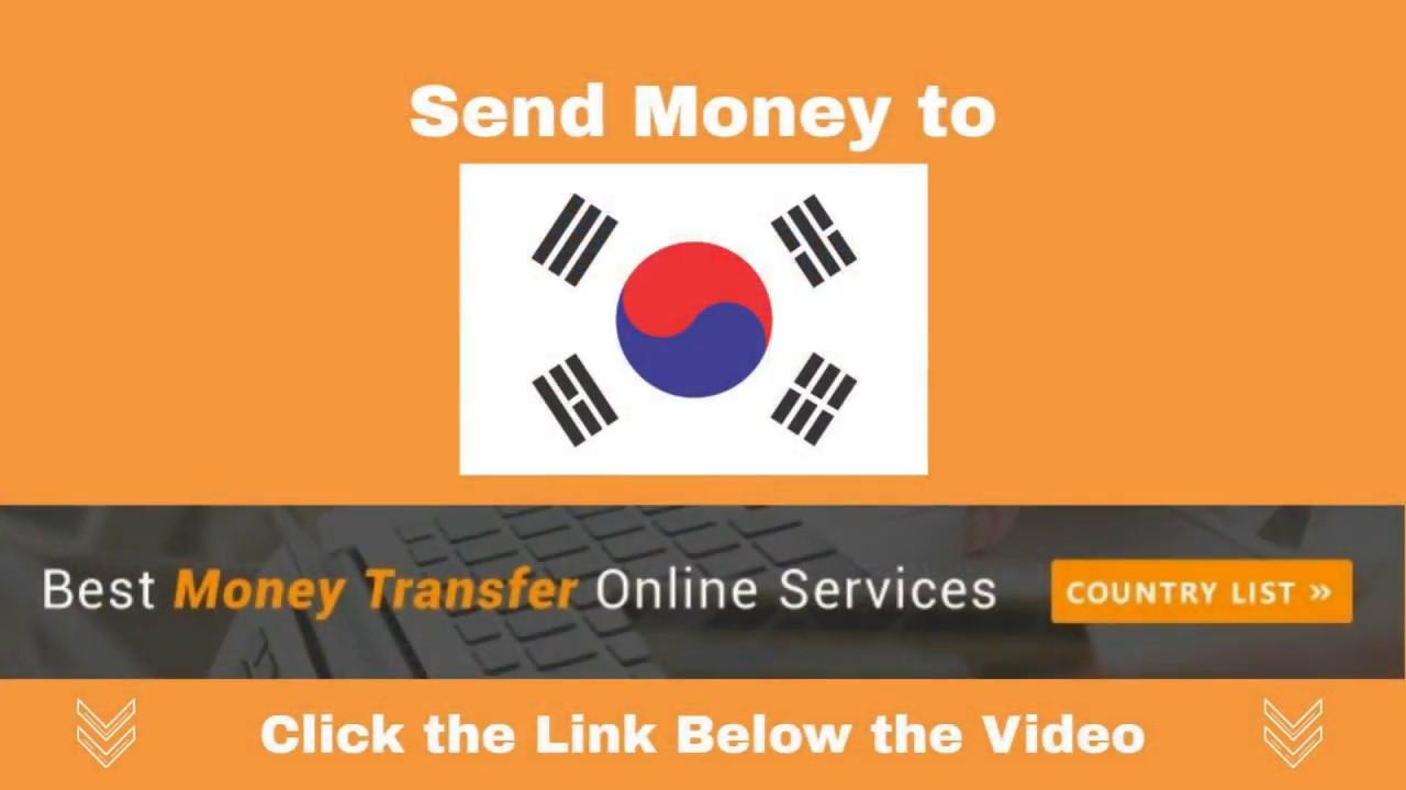 South Korea Money Transfer