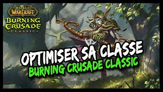 ON PARLE MACRO : CHASSEUR ! BURNING CRUSADE CLASSIC !