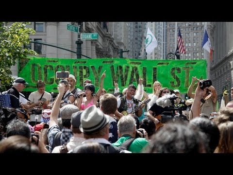 Occupy Wall Street's New Fight(s) (with Allison Kilkenny)