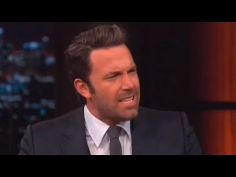Ben Affleck Angrily Defends Islam Against Bill Maher/Sam Harris