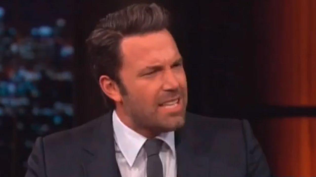 Ben Affleck Angrily Defends Islam Against Bill Maher/Sam Harris