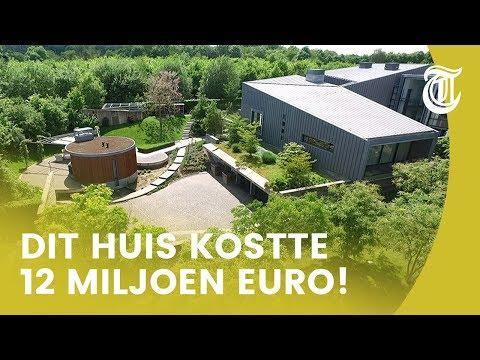 Dit megahuis in Heerlen is echt over de top! - DUURSTE HUIZEN VAN NEDERLAND #03