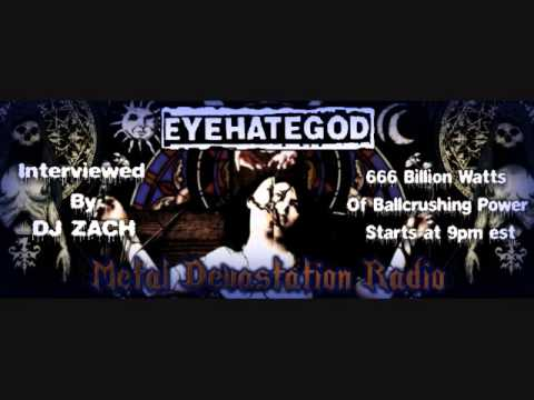 EYEHATEGOD - 2014 Interview - Metal Devastation Radio