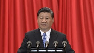 president xi new year speech