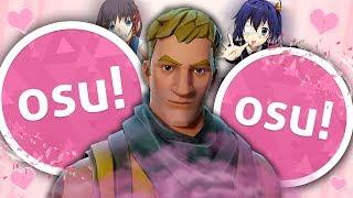 I Used Osu! to Improve my Aim in Fortnite