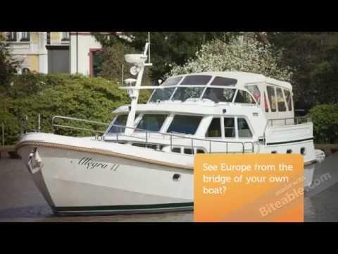 Hire French or European Canal Cruiser Holland Germany Belgium UK Croatia Ireland