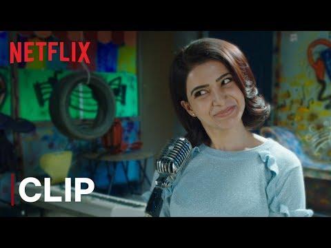 Samantha Akkineni Joins A Band   Oh! Baby   Netflix India