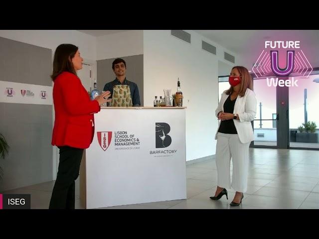 ISEG Raise the Bar with Sandra Vera Cruz