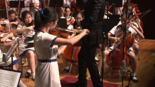DGS Symphony Orchestra - Violin Concerto No.2 in G Minor, Op.63, 3rd movement