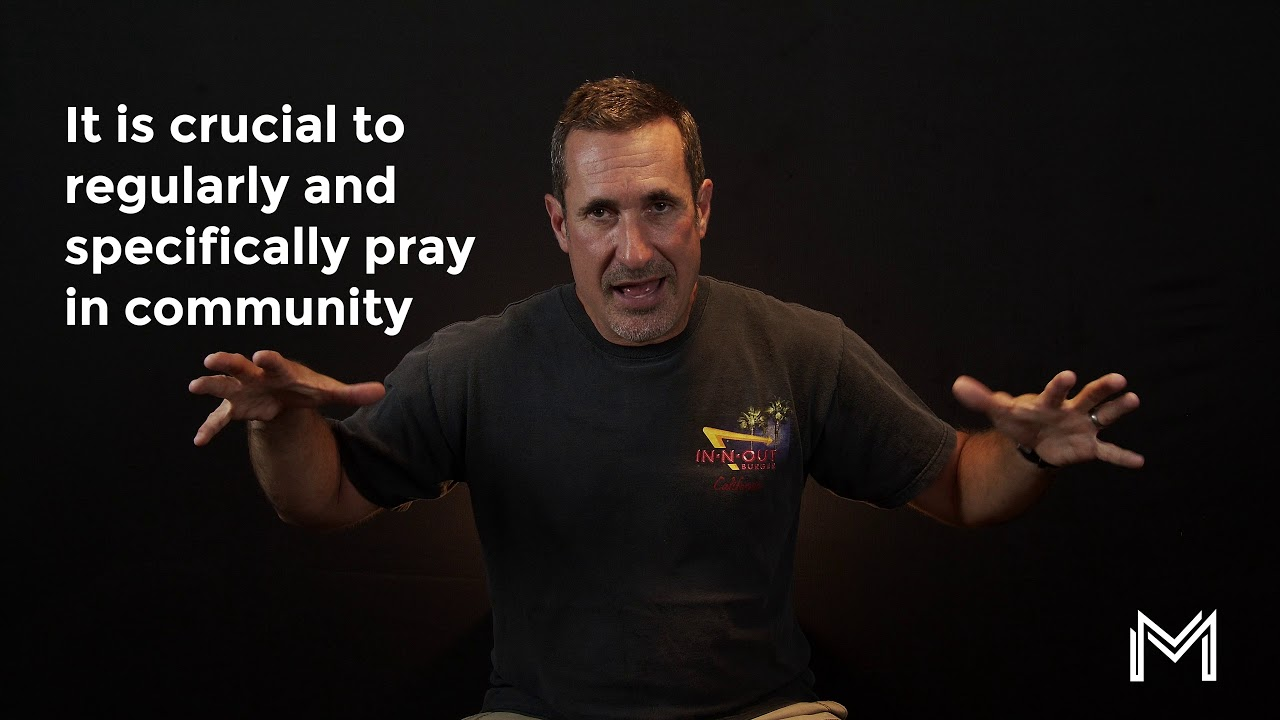 Missional Minute: Are You Praying Regularly and Specifically for Others?