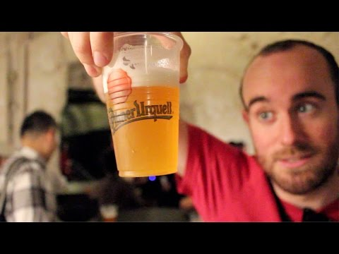 Pilsner Urquell tour: the men who invented lager | The Craft Beer Channel