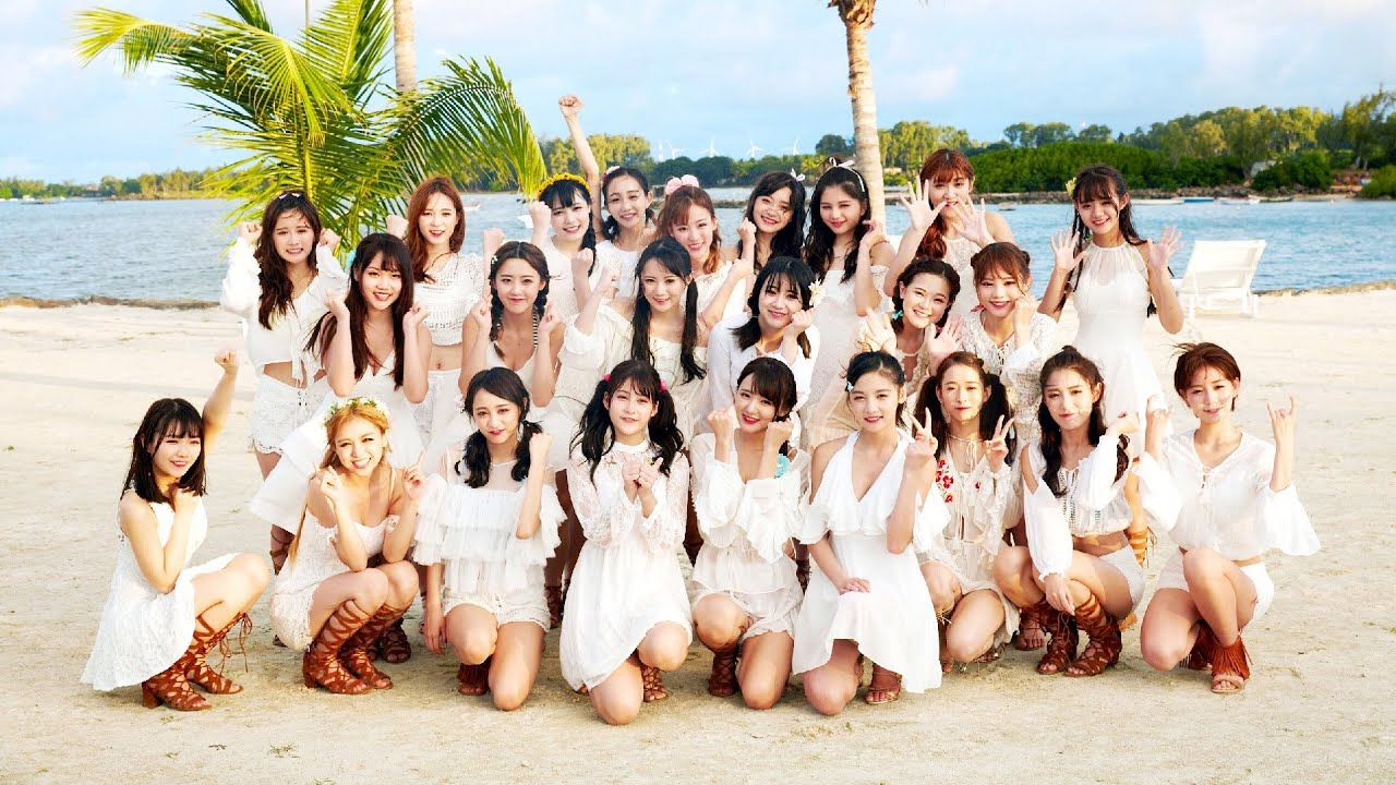 SNH48_SNH48《梦想岛》MV官方正式版 - YouTube