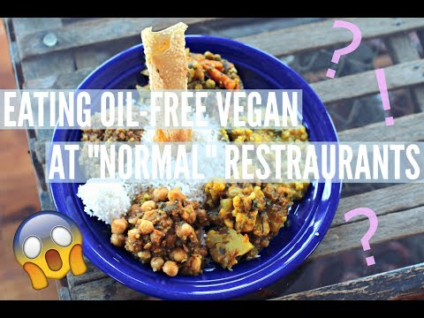 RESTAURANT SPOTLIGHT: DARBAR INDIA // How To Eat Oil-Free Vegan at ANY Restaurant