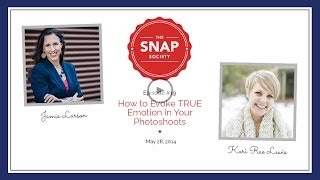 How to evoke TRUE emotion into your Photo Sessions