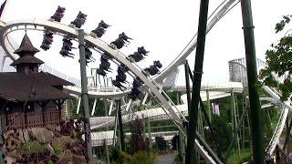 Flug der Dämonen off-ride HD Heide Park(