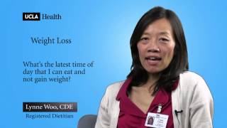 Weight loss | video faqs - ucla family health center