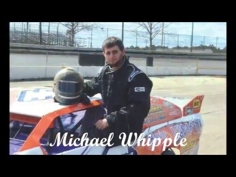 Michael Whipple at Volusia County Kenny Wallace Experience