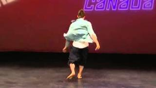Nico Archambault Audition SYTYCD Canada