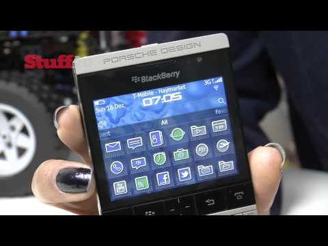 BB Porsche Design P'9981 video review