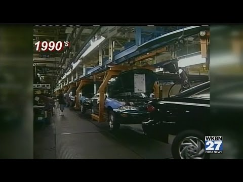 50 years at GM Lordstown: A look at the plant's history