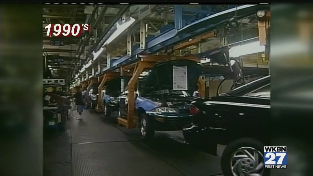 Free Car History Report >> 50 years at GM Lordstown: A look at the plant's history ...