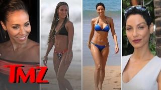 Jada Pinkett Smith Vs. Nicole Murphy: Who'd You Rather? | TMZ