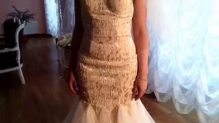 Свадебное платье by Anna Zubkova