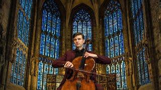 Johann Sebastian Bach - Suite for Violoncello solo No. 2 d-minor - Johannes Raab