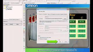 CX-Simulator - Simulating PLC & HMI Operation Using CX-One's CX-Simulator
